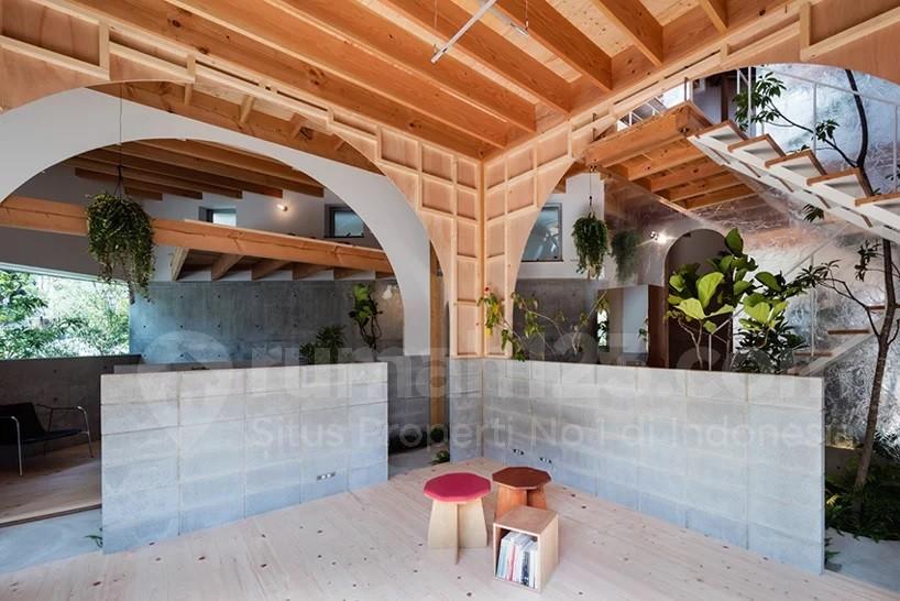 Desain Rumah, Rumah Unik- Rumah123.com