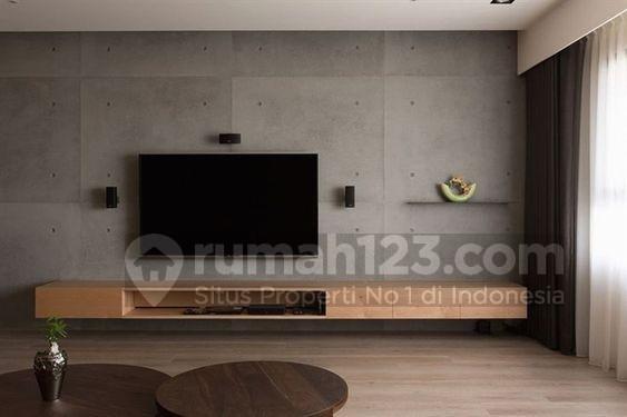 lemari tv minimalis - rumah123.com