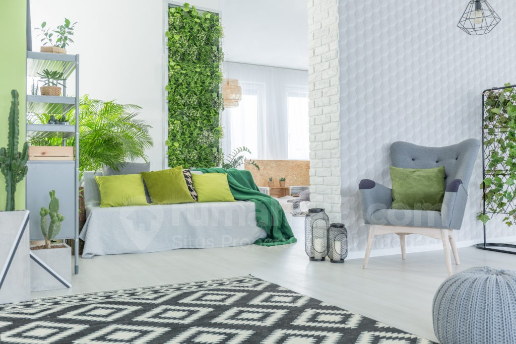 vertikal garden - rumah123.com