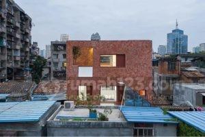 Seperti Apa Desain Rumah Kecil Di Atas Lahan Seluas 27,9 Meter?