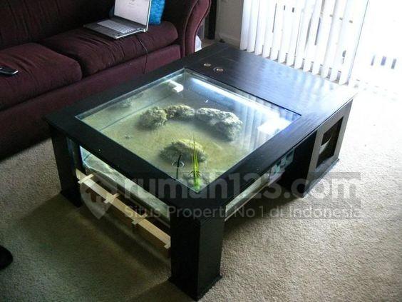 akuarium unik - rumah123.com