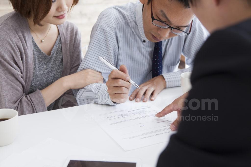 Surat Perjanjian Kontrak Rumah - rumah123.com