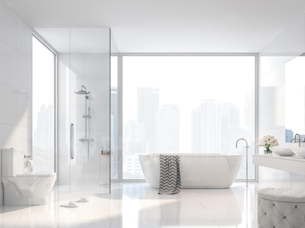 kamar mandi mewah - rumah123.com