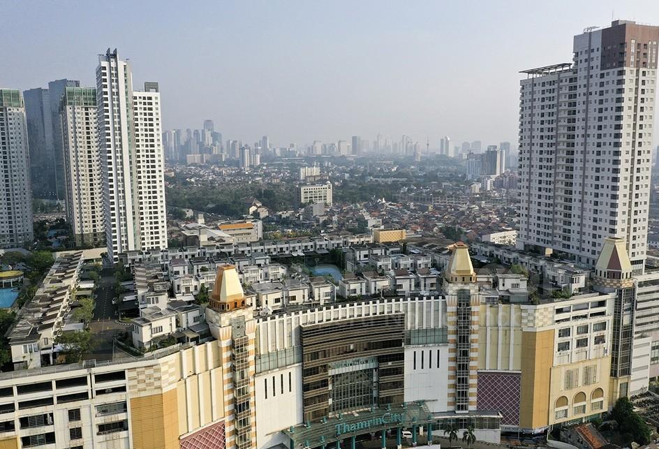 Bagaimana Ceritanya Kok Bisa Ada Perumahan di Atas Mal Thamrin City?