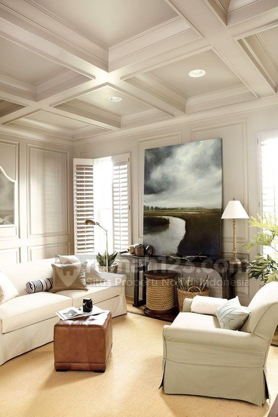 model plafon minimalis - rumah123.com