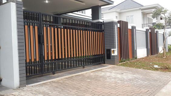 3 Jenis Pagar Rumah Yang Cocok Untuk Hunian Minimalis | Rumah123.com