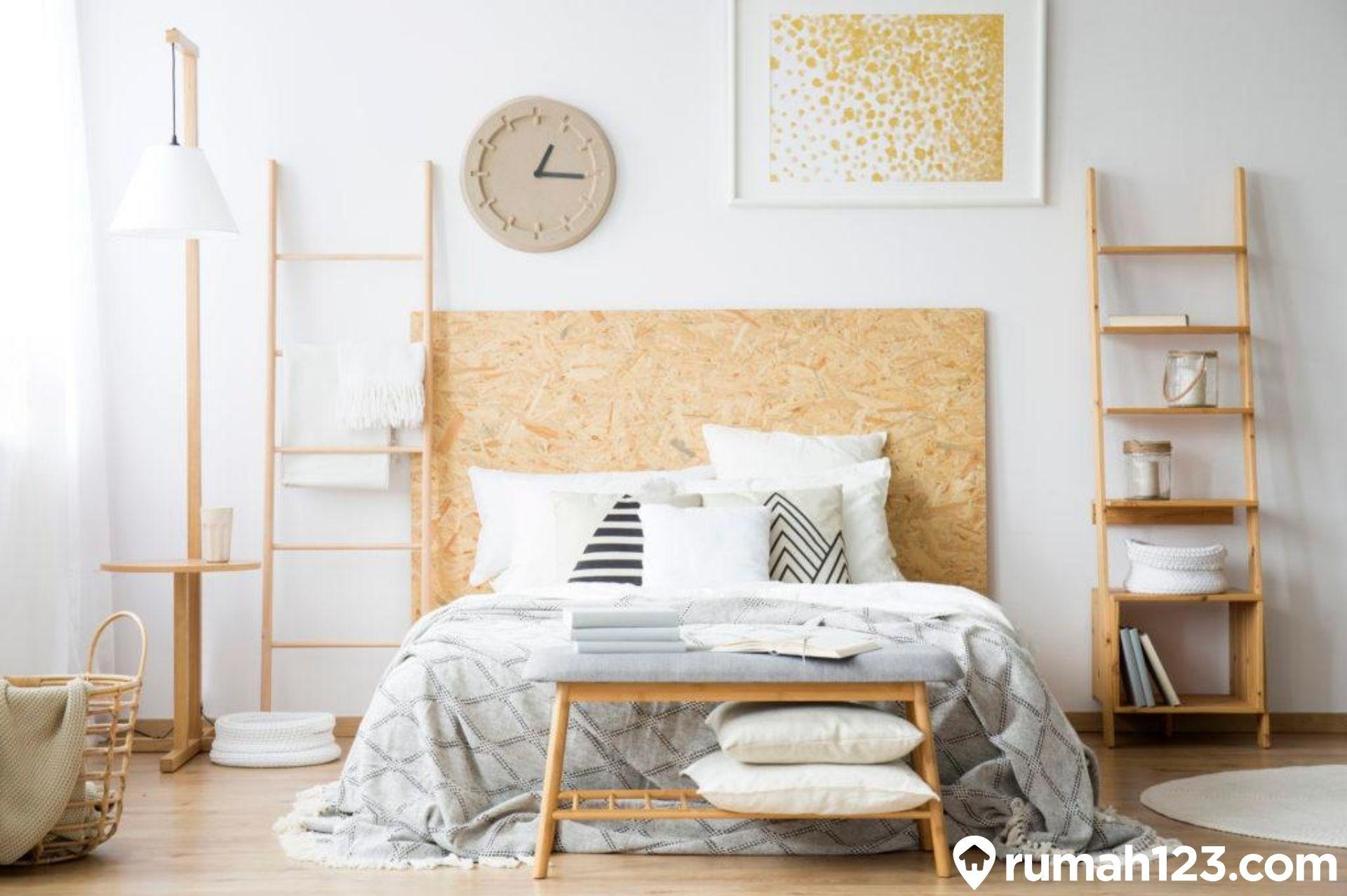 Desain Kamar Kost Jadul Jadi Minimalis Estetis Cuma Modal 10 Barang Ini Harga Murah Meriah Rumah123 Com