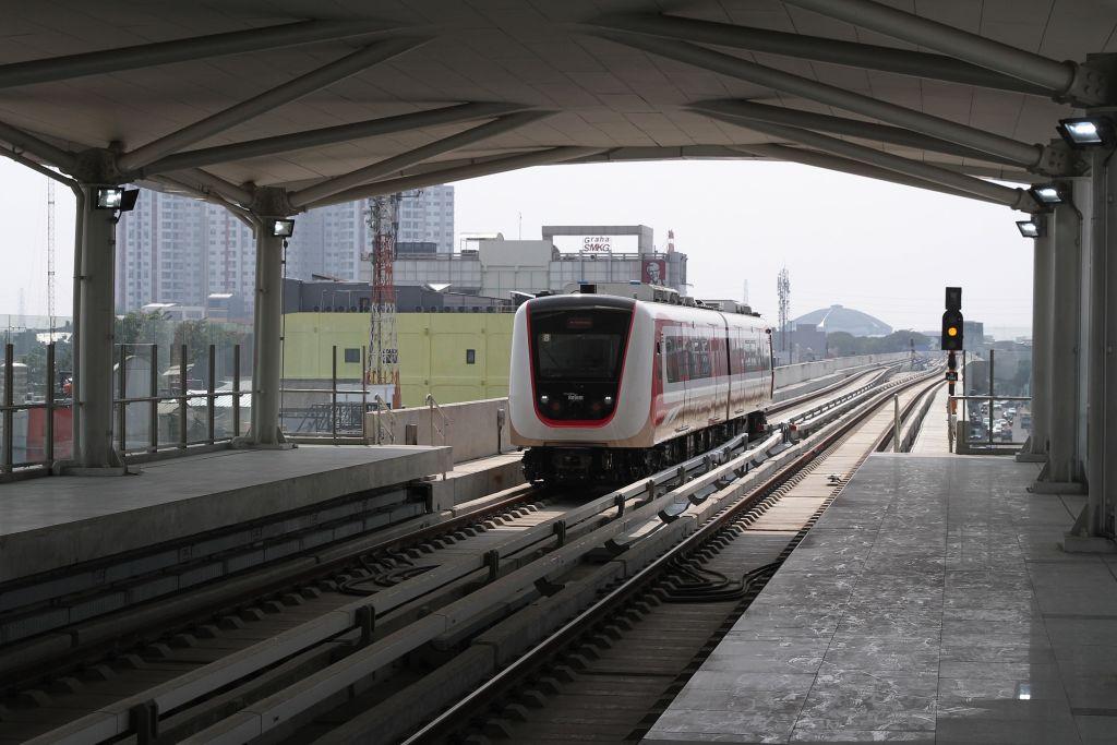 Cara Bayar Tiket LRT Jakarta- Rumah123.com