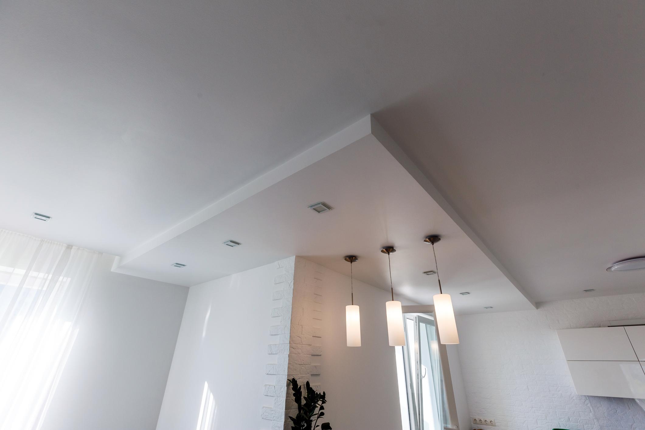 4 Tips Memilih Warna Cat Yang Tepat Untuk Plafon Gypsum Rumah123 Com