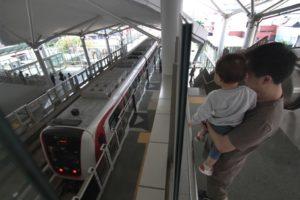 LRT Jakarta Terhubung dengan Rute Jak Lingko, Di Stasiun Mana Saja Ya?