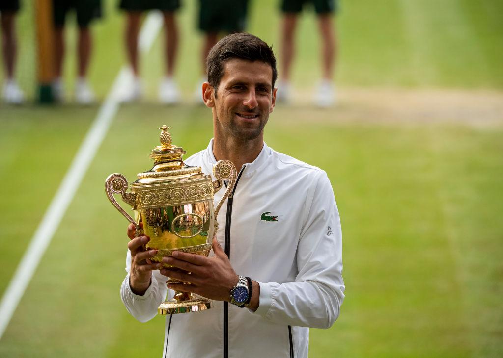 Usai Meraih Gelar Juara Wimbledon, Novak Djokovic Beli Apartemen Mewah