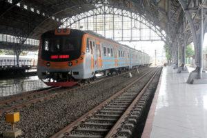 KRL Commuter Line Hapus Pembelian Tiket Harian di 5 Stasiun Mulai Agustus 2019
