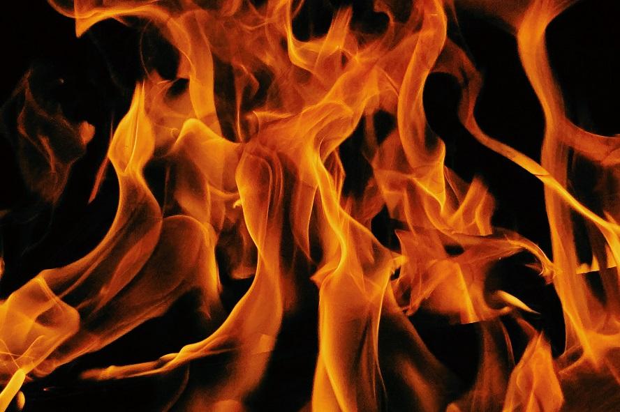 penyebab kebakaran karena listrik