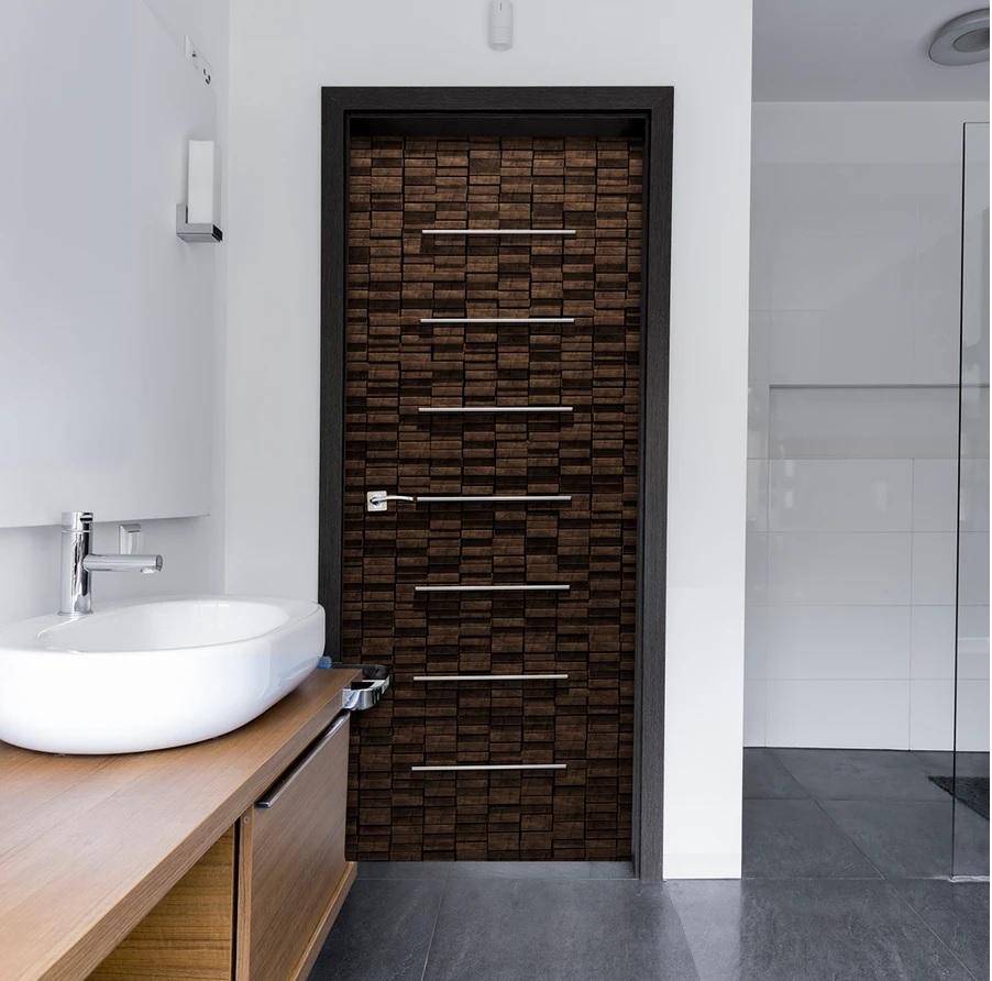 pintu kamar mandi yang bagus dan awet