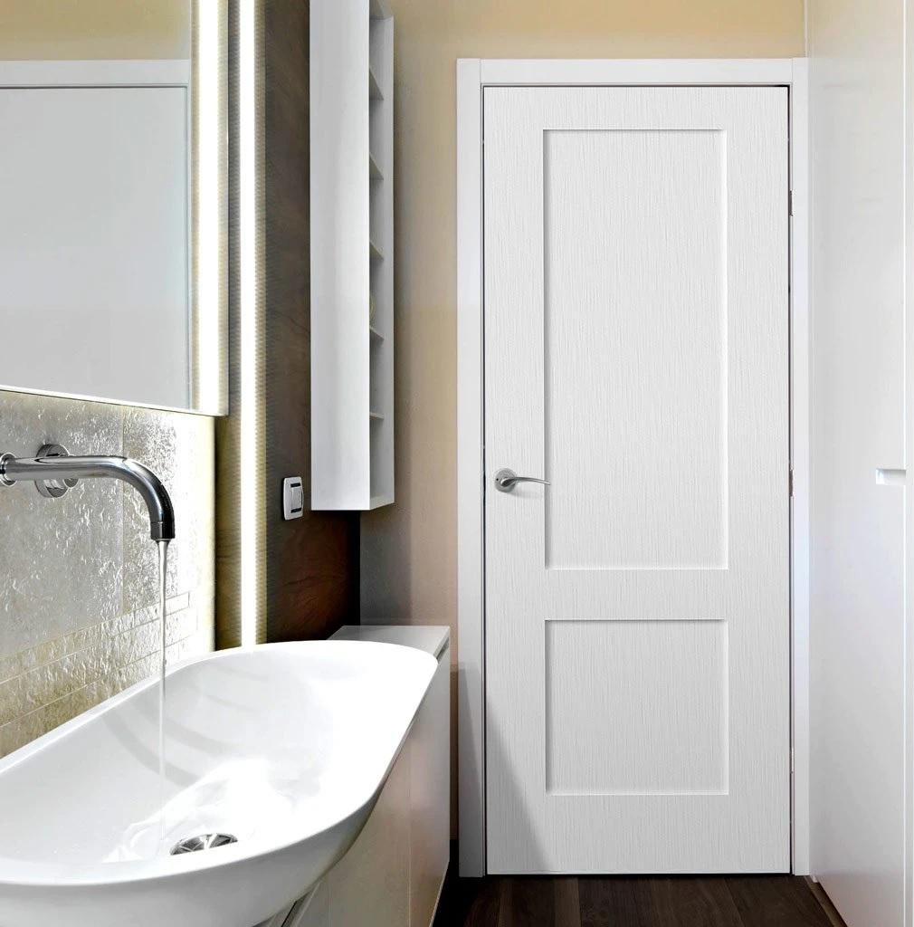 4 Pilihan Material Pintu Kamar Mandi Terbaik Mau Pilih Yang Mana Rumah123 Com Pintu untuk kamar mandi
