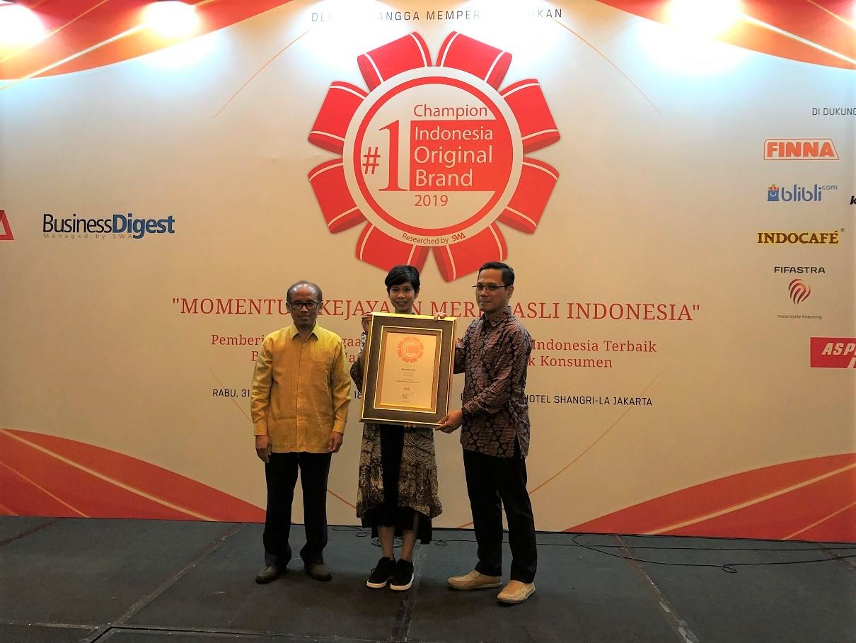 indonesia original brand 2019- rumah123.com