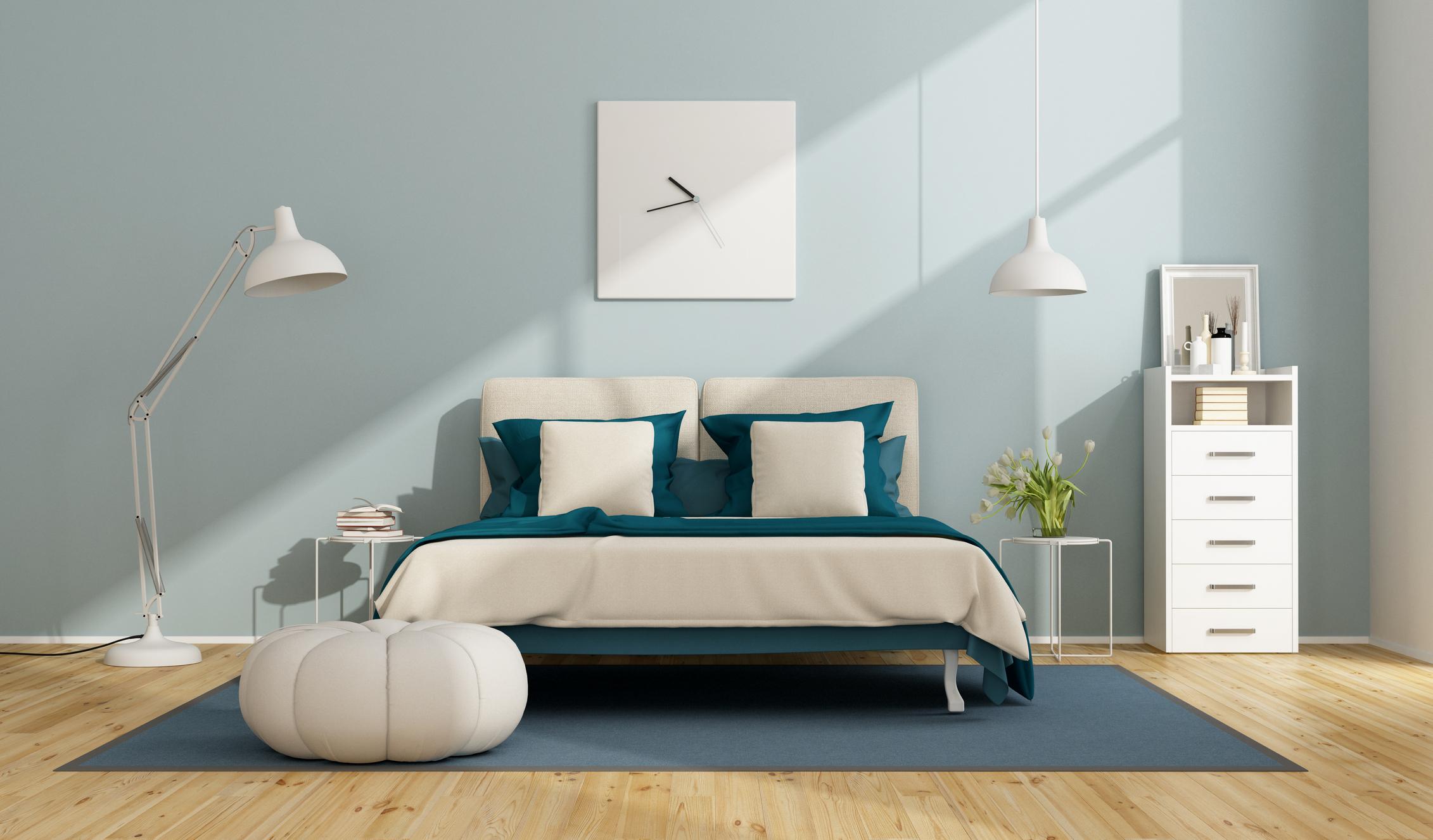 Serba Minimalis Ini 5 Inspirasi Lampu Hias Kamar Tidur