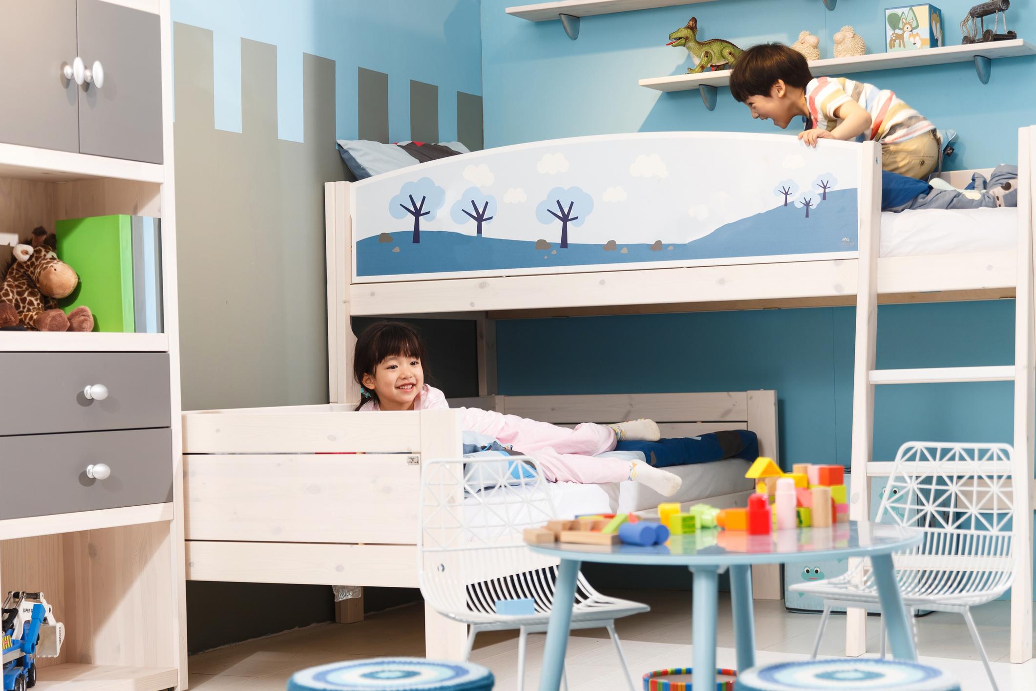 5 Hal yang Harus Diperhatikan Sebelum Memilih Tempat Tidur Tingkat untuk Anak