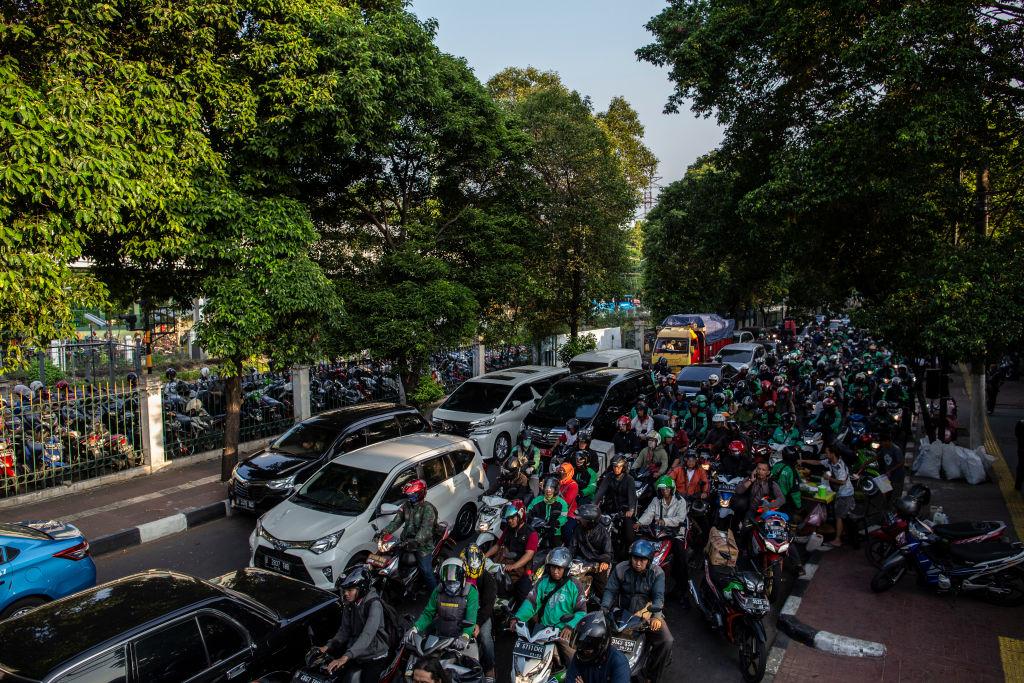 Sosialisasi Perluasan Aturan Ganjil Genap Dimulai Pada 5 Agustus 2019