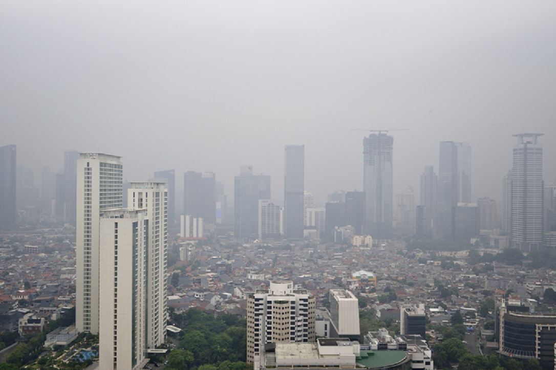 polusi udara jakarta- rumah123.com
