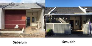 Menyulap Rumah Subsidi Jadi Lapang dan Nyaman Ala Instagrammer @Rumanesia
