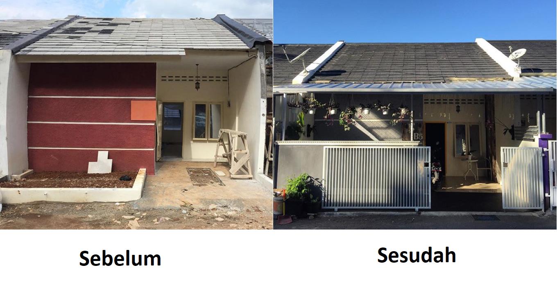 Menyulap Rumah Subsidi Jadi Lapang Dan Nyaman Ala