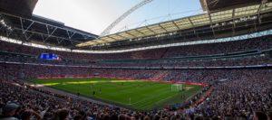 Stadion Wembley Punya Toilet Terbanyak di Dunia, 2.618 Toilet