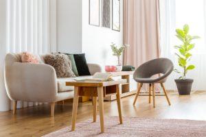 7 Cara Mudah Mendekorasi Ruang Tamu Kecil