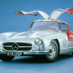300 SL Gullwing Jadi Salah Satu Koleksi Mobil di Garasi Rumah BJ Habibie