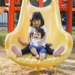 Manfaatkan Taman Belakang Rumah Jadi Tempat Anak Beraktivitas
