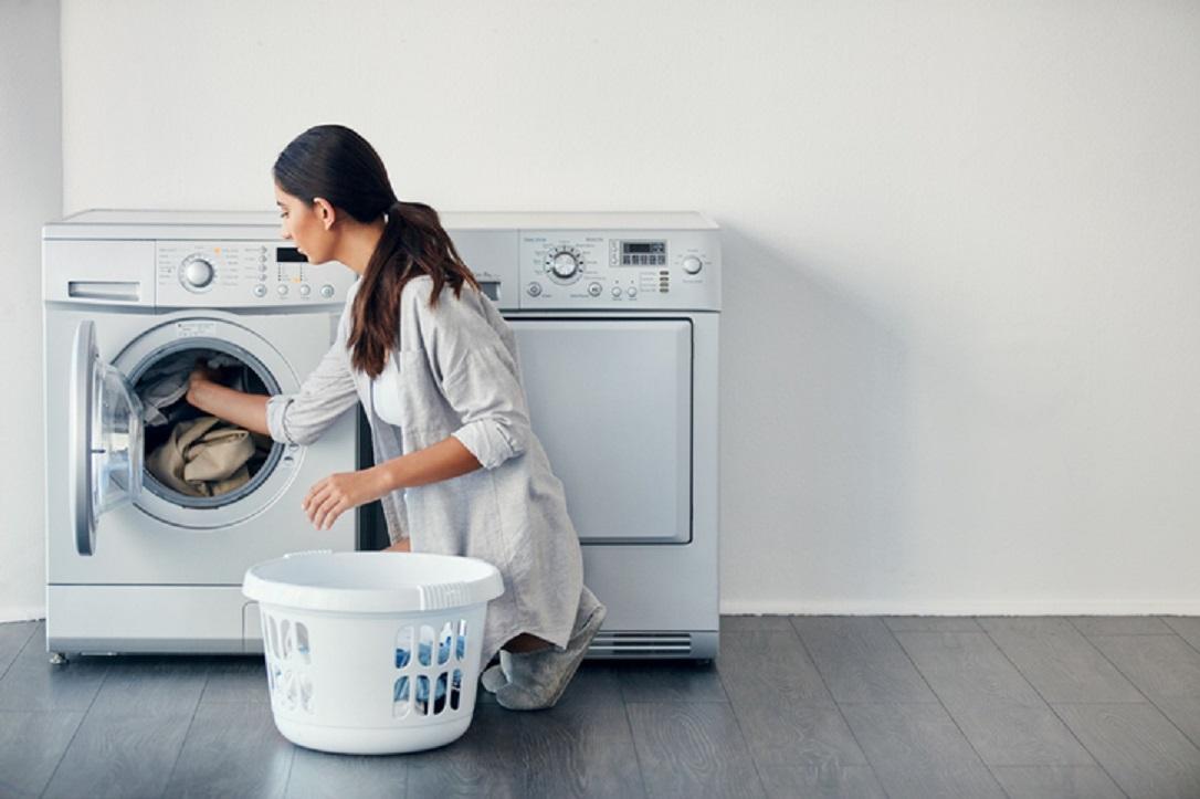 membersihkan mesin cuci- rumah123.com