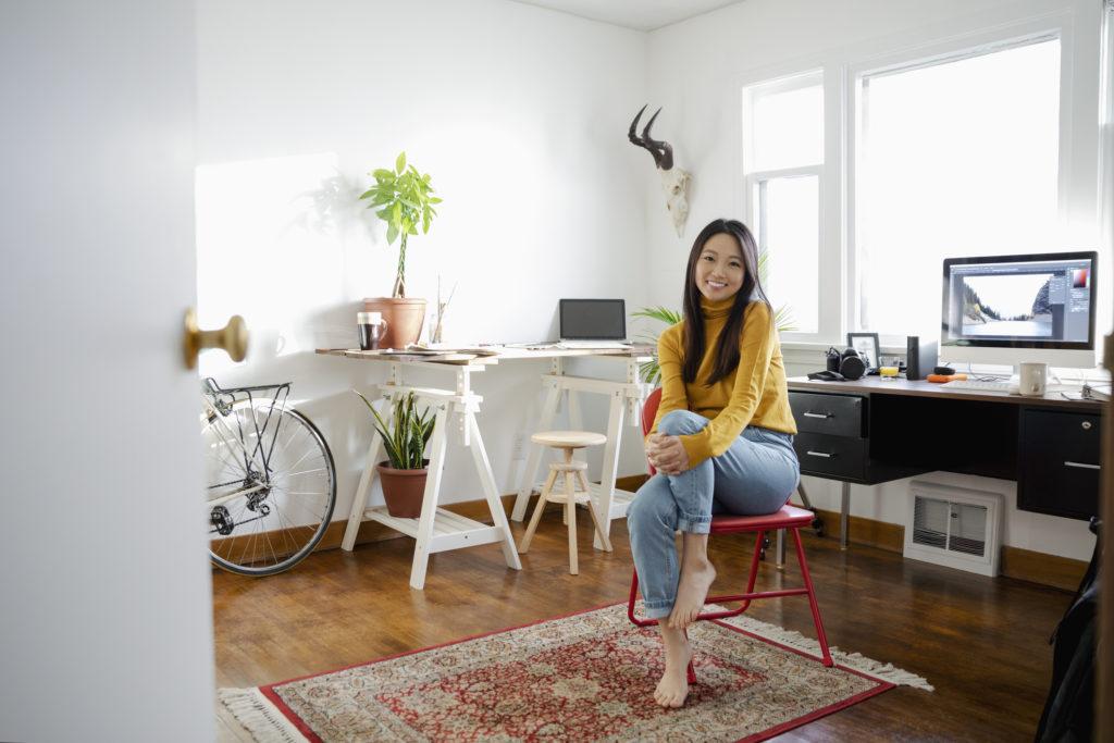perempuan single beli rumah kecil di pusat kota - rumah123.com