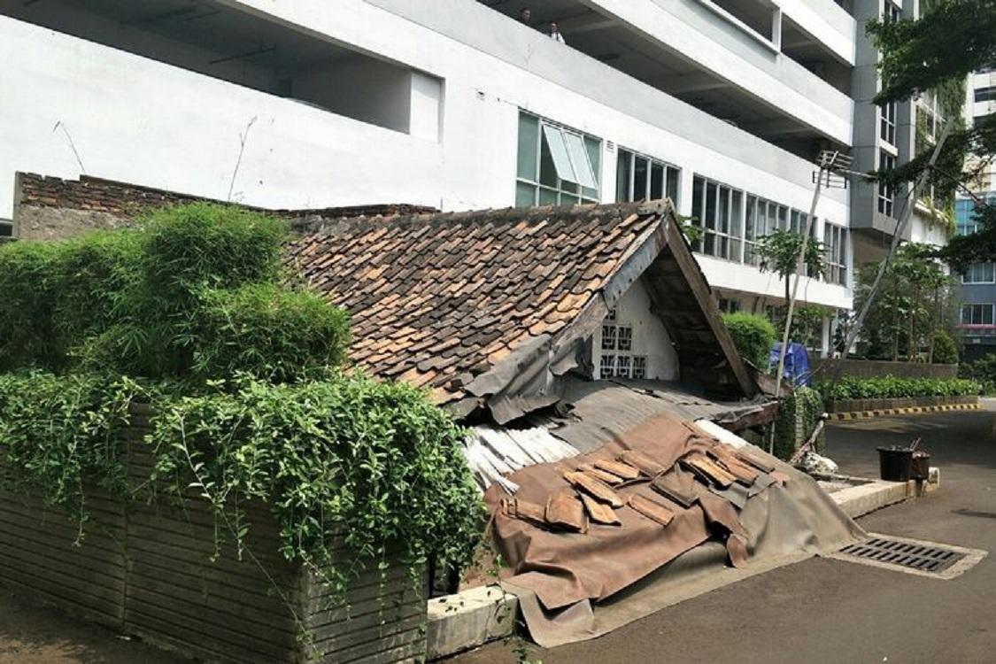 rumah tua dan apartemen- rumah123.com