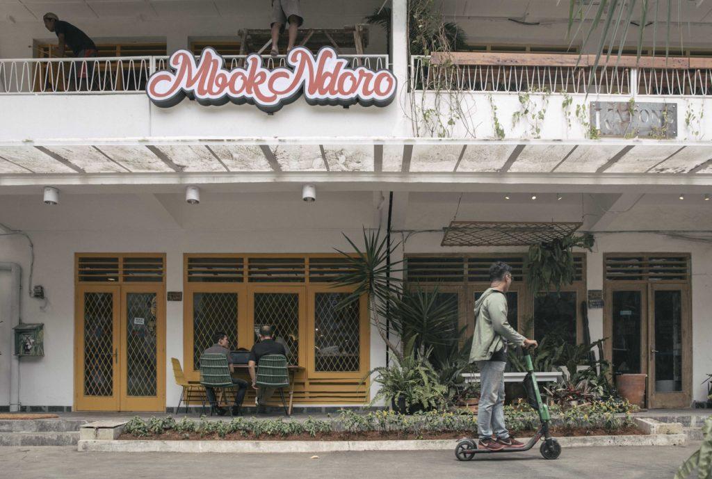 M Bloc, Usaha Menghidupkan Kembali Kawasan Blok M Yang Mulai Redup