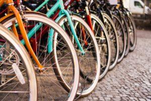 Stasiun MRT Akan Memiliki Tempat Parkir Sepeda