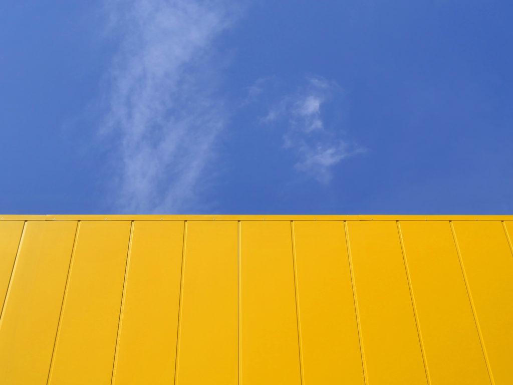 Aluminium composite panel banyak dipilih untuk bangunan dan rumah minimalis - Rumah123.com