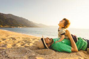 Riset di Inggris: Orang yang Tinggal di Tepi Pantai Biasanya Lebih Bahagia