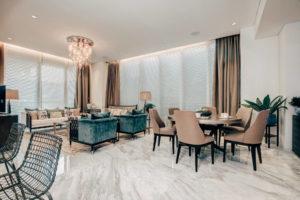 Apartemen Mewah yang Menawarkan Privasi dan Eksklusivitas