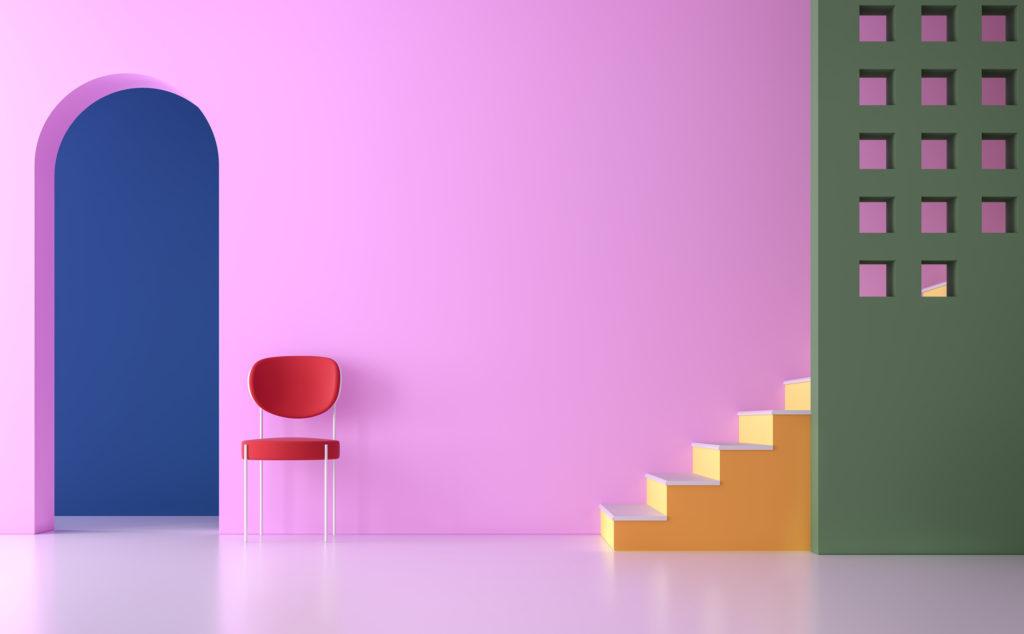 Desain interior maximalist juga menjadi salah satu tren di tahun depan - rumah123.com