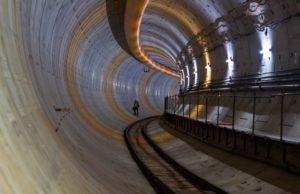 Stasiun MRT Jakarta Fase II Berada di Bawah Tanah Sedalam 36 Meter