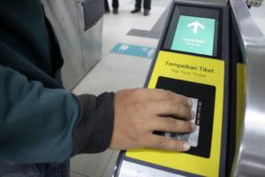 MRT Jakarta Luncurkan Kartu Multi Trip untuk Memudahkan Penumpang