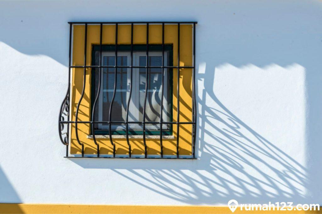 pasang teralis jendela