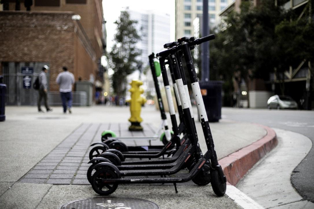skuter listrik- rumah123.com