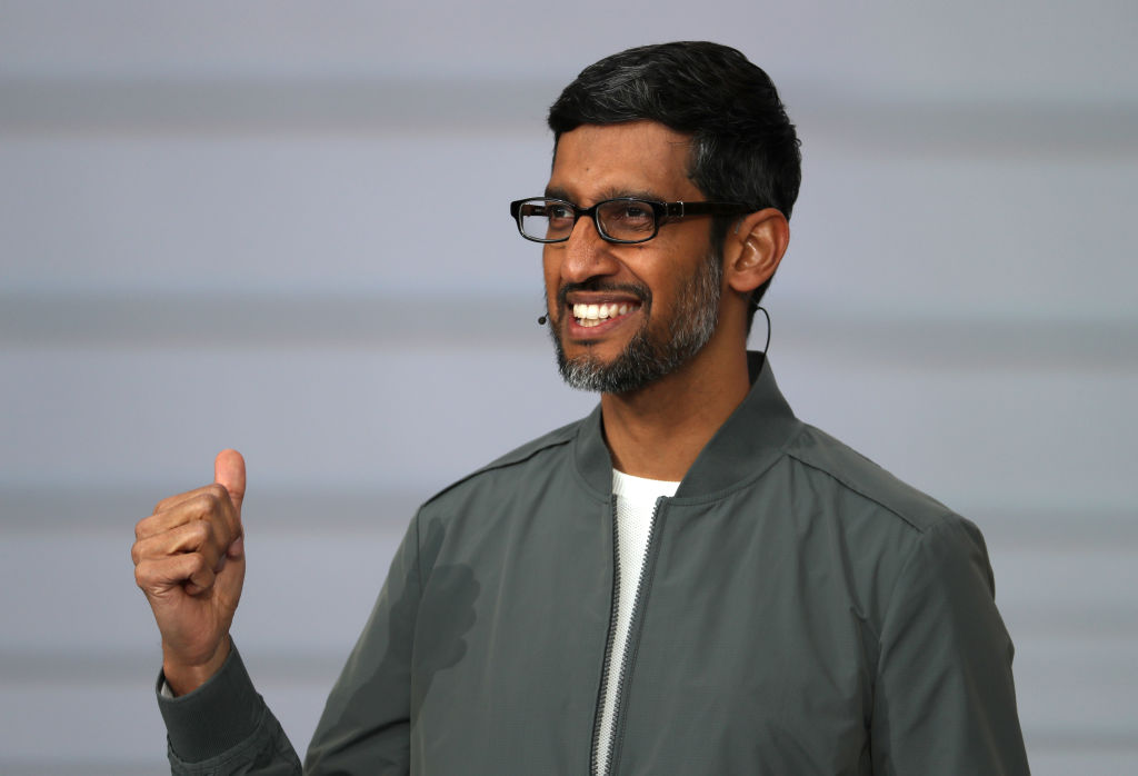 Saat Kecil, Bos Google Sundar Pichai Tidak Punya Kulkas di Rumah dan Tidur di Lantai