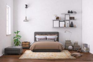Tips Desain: 6 Cara Mempercantik Kamar Tidur