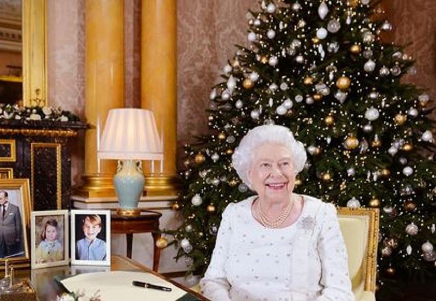 natal keluarga kerajaan inggris