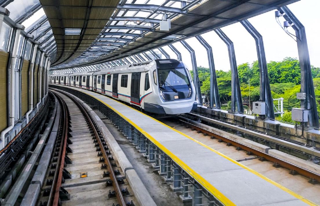 LRT Palembang Tambah Jam Operasional Selama Libur Natal dan Tahun Baru