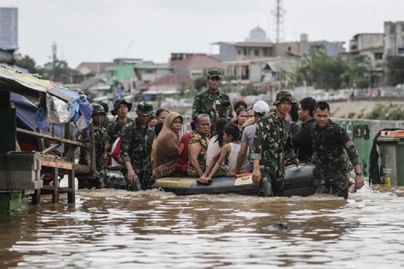 rumah bebas banjir