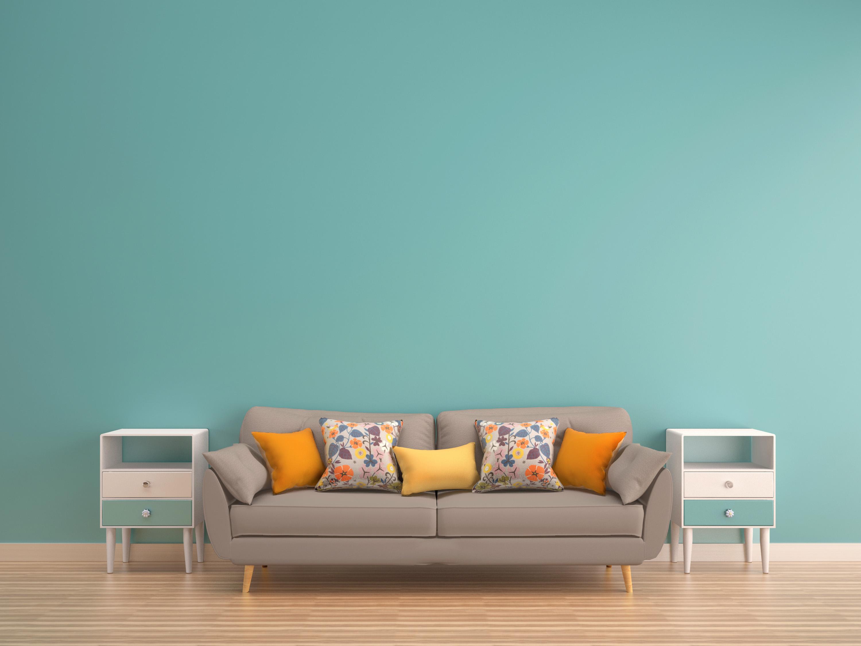 Bosan Dengan Monokrom Ini 5 Warna Cat Rumah Minimalis Colorful