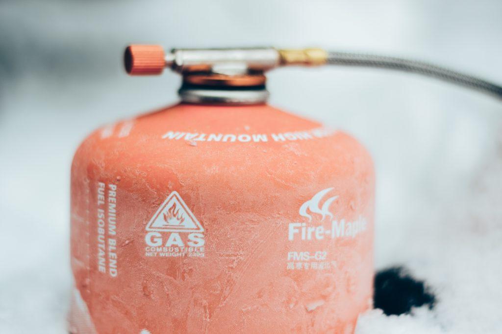 Tabung gas mendesis adalah tanda kebocoran - Rumah123.com